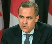 Exeid.com  Mark Carney Bank of England Chief announces record low interest rates