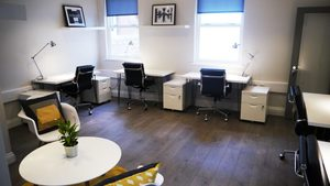 Office space at Bridlesmith Walk